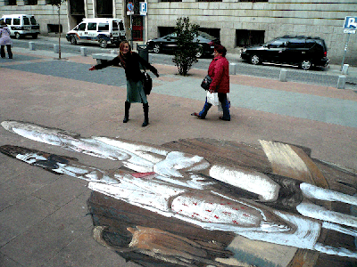3D Street Art Illusions by Eduardo Relero Seen On www.coolpicturegallery.us