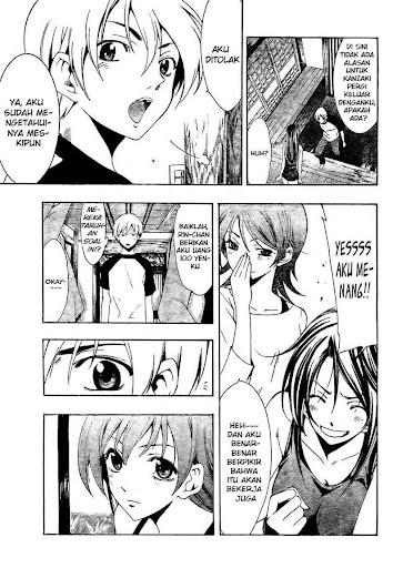 Manga kimi no iru machi 40 page 7