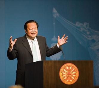 Prem Rawat Maharaji at Thammasat University, Thailand