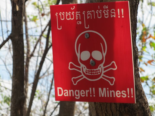Phnom Banan Cambodia