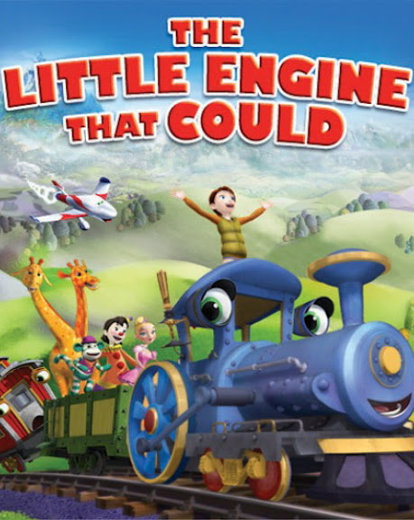 Dzielna ma�a ciuchcia / The Little Engine That Could (2010) PLDUB.DVDRiP.XviD-iMPERiOR | DUBBING PL