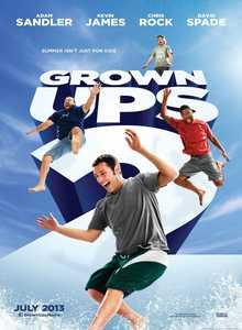مشاهدة فيلم الكوميديا الرائع Grown Ups 2 2013 مترجم اون لاين