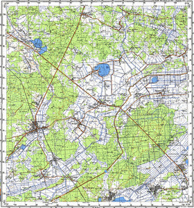 Map 100k--m35-001--(1987)
