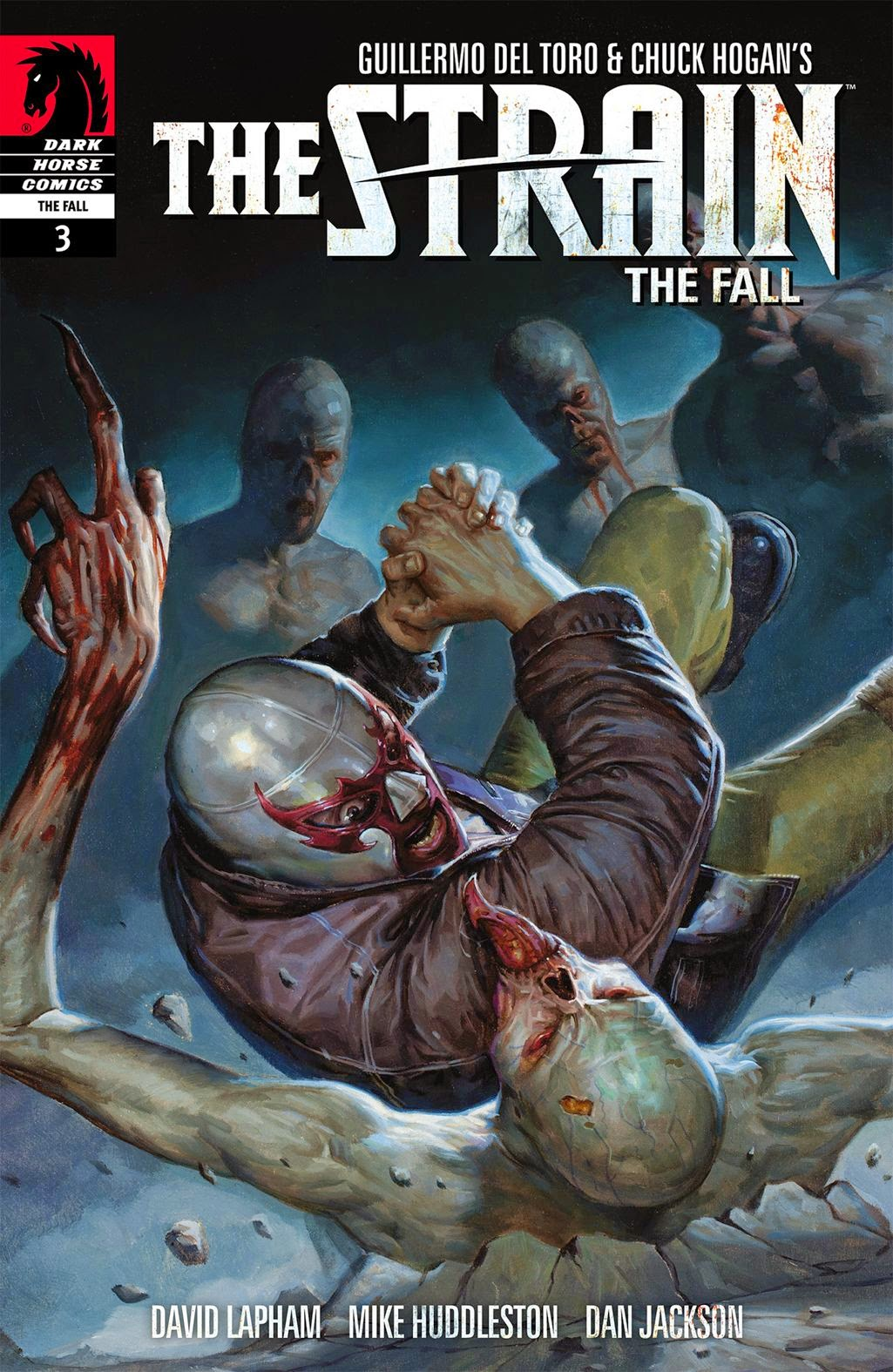 The Strain: The Fall - 3 - 1
