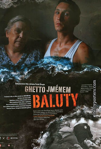 Ba³uckie getto / Ghetto jm?nem Baluty (2008) PL.TVRip.XviD / Lektor PL