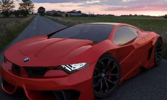2017 BMW M9 Redesign Exterior and Interior Release Date Car Review Specs