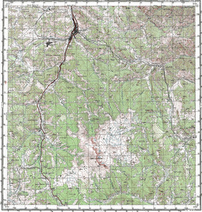 Map 100k--m45-028--(1981)