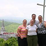 A Group Shot of the Travel Team - Montecristo, Ecuador