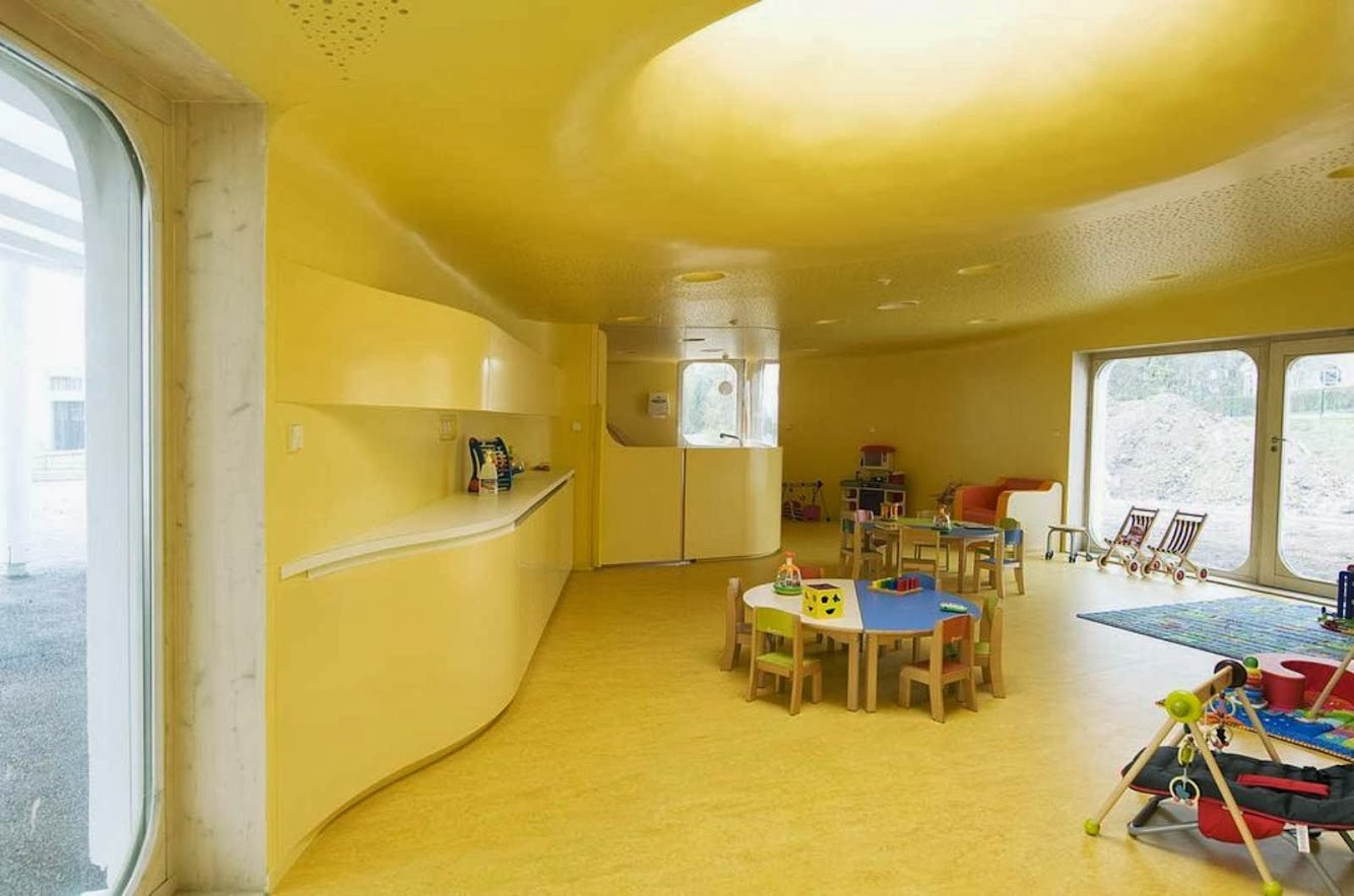 Childcare facilities by Paul Le Quernec