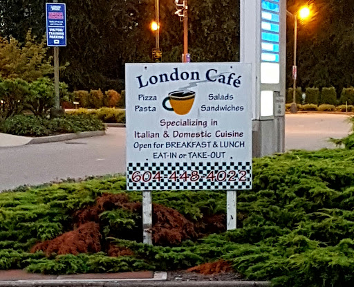 The London Cafe, 12251 Horseshoe Way, Richmond, BC V7A 4X5, Canada, Cafe, state British Columbia