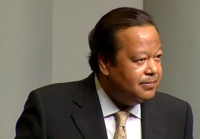 Prem Rawat Maharaji en National Habitat centre, India