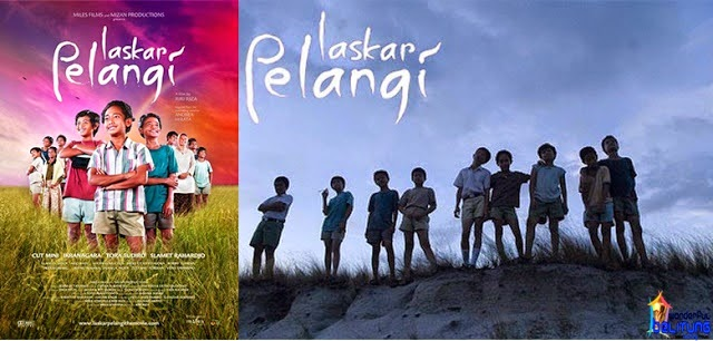 One day trip laskar pelangi