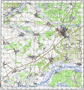 Map 100k--m36-019--(1986)