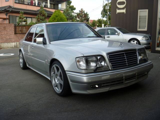 Mercedes benz w124 e60 amg limited edition benztuning for Mercedes benz w124 amg