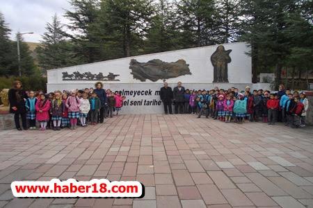 Çankırı  Mareşal Çakmak İlkokulu Vatan Kokan Şehitlerini Tanı Pro