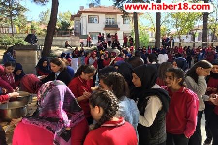Şehit Erdem Öztürk Mesleki ve Teknik Anadolu Lisesi Aşure Günü