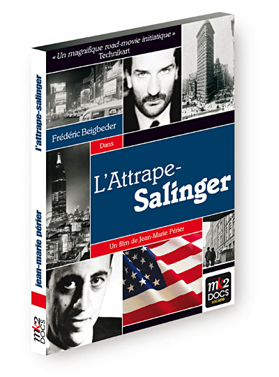 Namierzyæ Salingera / L'Attrape Salinger (2007) PL.TVRip.XviD / Lektor PL