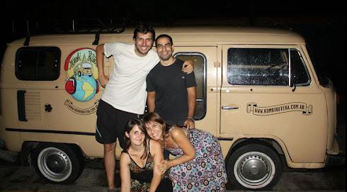 Martín, Maru y amigos