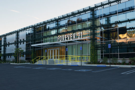 New Forever 21 headquarters brings flash and fashion to Lincoln ...