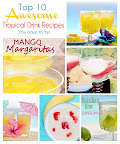 10 Tropical Drink Recipes