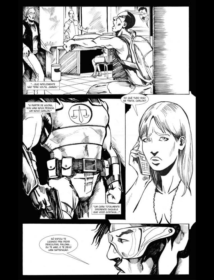 Guardião Noturno 3 - Página 20