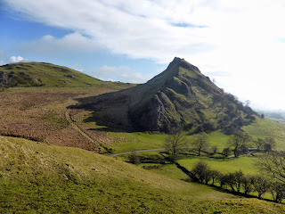 Parkhouse Hill From Flanks Of Chrome Hill