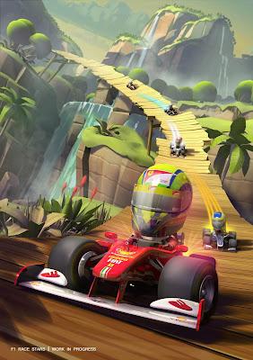 Фелипе Масса Ferrari F1 Race Stars