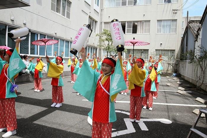 第61回よさこい祭り☆本祭2日目・川村病院1☆上2目0654