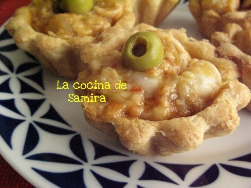 la cocina de samira tartaletas de chipirones