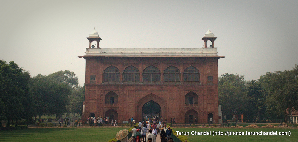 Naqqar Khana of the Red Fort, Tarun Chandel Photoblog