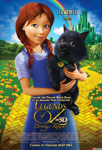 Sứ Oz Huyền Thoại: Dorothy Trở Lại