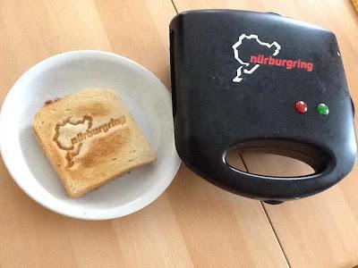 Нюрбургринг сэндвичмейкер