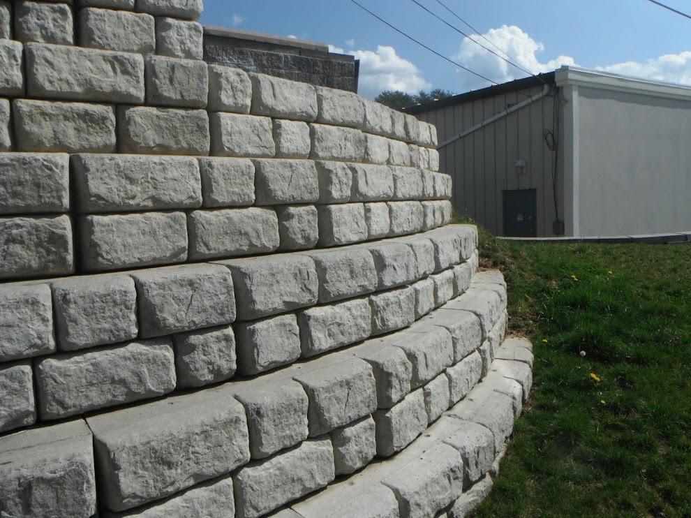 spokane wa retaining wall systems