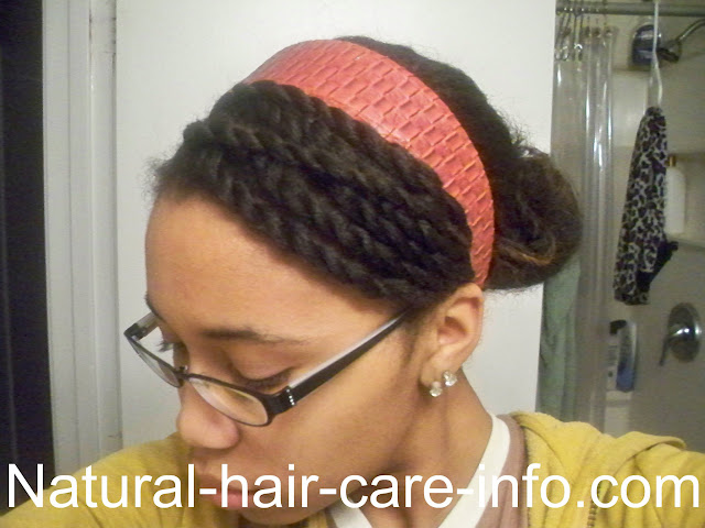 How to do Natural Hairstyle for Teens