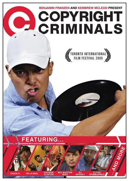 Z³odzieje praw autorskich / Copyright Criminals (2009) PL.TVRip.XviD / Lektor PL