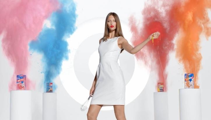 Target Makes The Grocery Isle Fashionable With 4 New Ads For The Everyday Collection