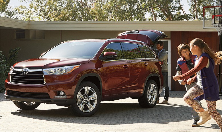 Cost-updated 2016 Toyota Highlander USA: All Models