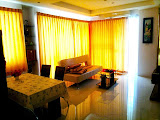 2-bedrooms fully furnished apartment for long-term rent     to rent in Pratumnak Pattaya
