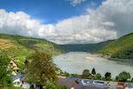 Der Rhein bei Oberwesel