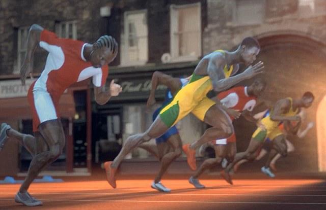 BBC Sport Advert for London 2012 Olympic Games