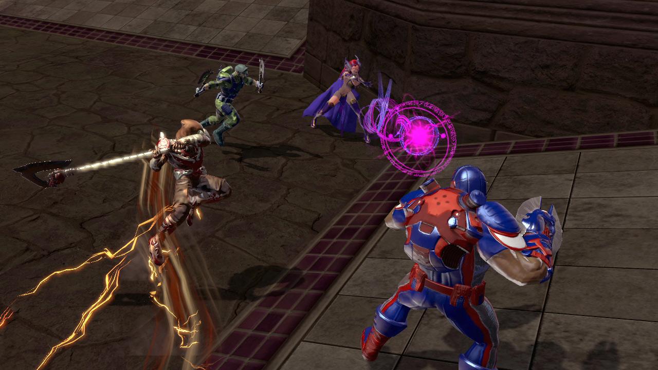 Khám phá DC Universe Online: Circe - Ảnh 1