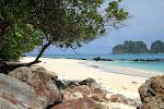 Phi Phi islands - Bamboo island / Острова Пхи Пхи - Бамбуковый остров
