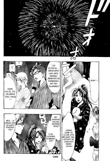 Komik kimi no iru machi 38 page 6