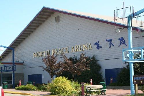 North Peace Arena, 9805 96 Ave, Fort St John, BC V1J 1K9, Canada, Event Venue, state British Columbia