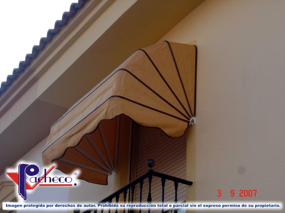 Sistemas de toldos para ventanas en benasau alicante for Sistemas rieles para toldos