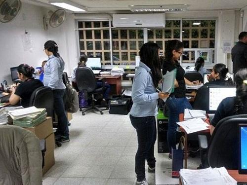 Las condiciones laborales de quienes vigilan condiciones laborales: Las maquilas de Ecopetrol