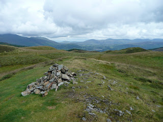 Whinlatter Top with Keswick