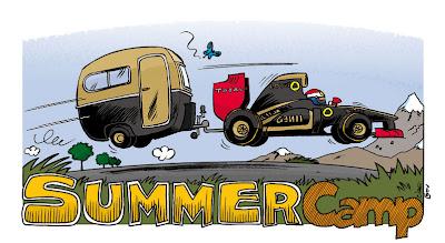 Lotus Renault и Виталий Петров отправляются в летний отпуск 2011 - картинка Cirebox