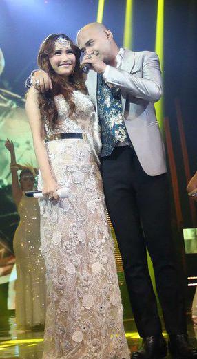 Foto Ayu Tinting dan Husien alatas Indonesian Idol 8.png