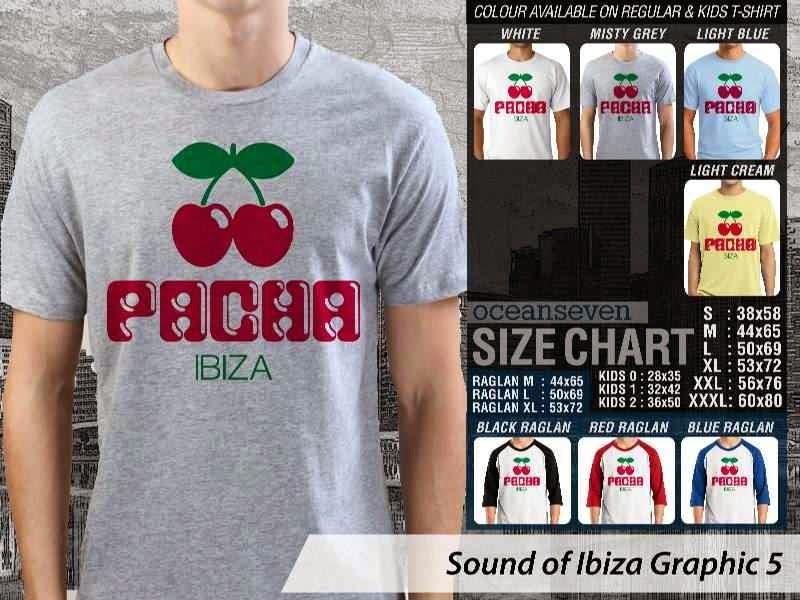 KAOS Musik Ibiza 5 Pacha Ibiza distro ocean seven